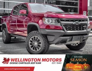Used 2019 Chevrolet Colorado 4WD ZR2 for sale in Guelph, ON