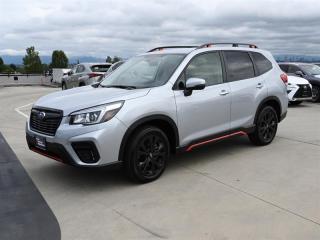 Used 2019 Subaru Forester Sport w/ Eyesight CVT for sale in Richmond, BC