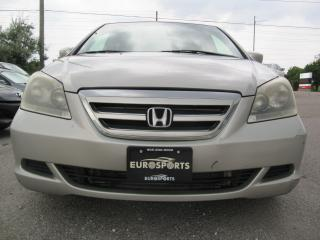 Used 2005 Honda Odyssey EX-L for sale in Newmarket, ON