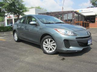Used 2012 Mazda MAZDA3 GX for sale in Mississauga, ON