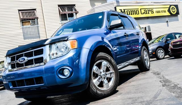 2010 Ford Escape XLT + LOW KM ! + SALE PRICE! + LEATHER!