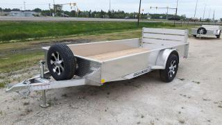 New 2021 Stronghaul Trailer 66 x 12 x 15 Aluminum for sale in Elie, MB