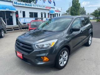 Used 2017 Ford Escape S-LOW KMS-ACCIDENT FREE for sale in Stoney Creek, ON