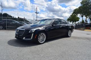 Used 2015 Cadillac CTS for sale in Coquitlam, BC