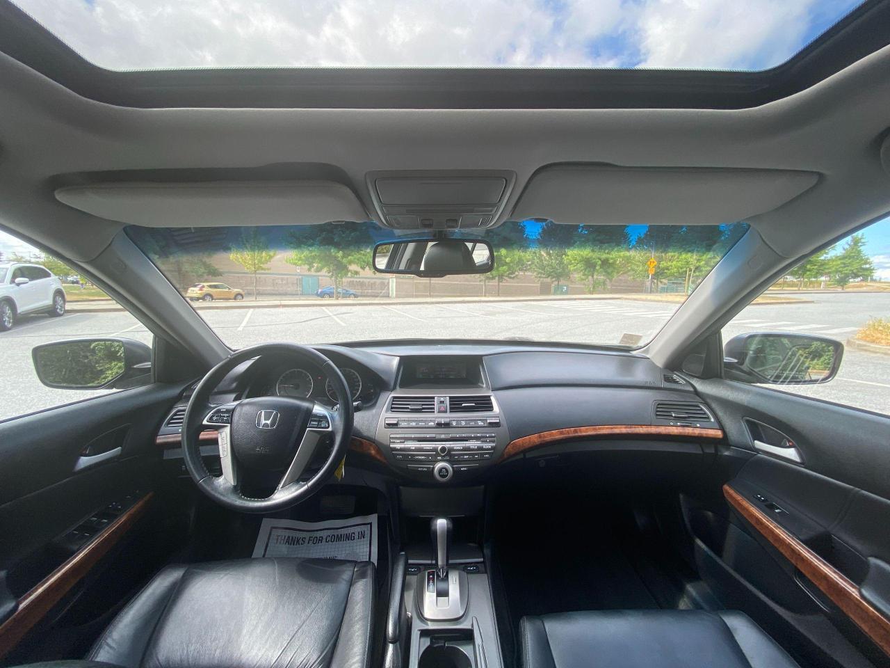 2012 Honda Accord EX-L Photo12