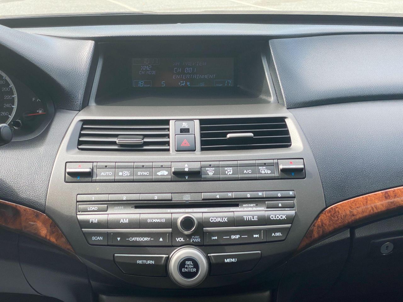 2012 Honda Accord EX-L Photo15