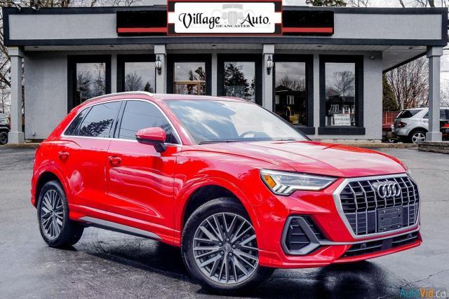 2020 Audi Q3 Progressiv S-Line