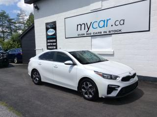 Used 2020 Kia Forte EX ALLOYS, HEATED SEATS, BACKUP CAM, BLUETOOTH!! for sale in Richmond, ON