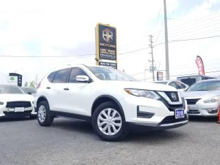 Used 2018 Nissan Rogue No Accidents | Nissan Warranty |AWD | S |Certified for sale in Brampton, ON
