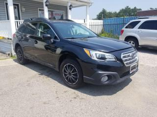Used 2016 Subaru Outback for sale in Barrie, ON
