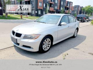 Used 2007 BMW 3 Series 328xi for sale in Richmond Hill, ON