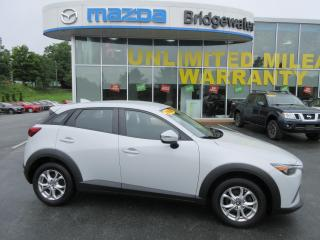 Used 2018 Mazda CX-3 GS for sale in Hebbville, NS