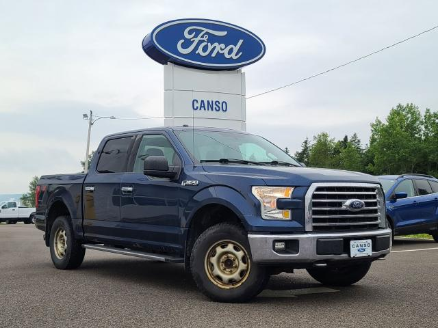 2016 Ford F-150 XLT 4X4 SUPERCREW W/ FX4 & XTR PACKAGES
