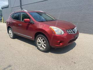 Used 2013 Nissan Rogue AWD,LEATHER & SUNROOF for sale in North York, ON