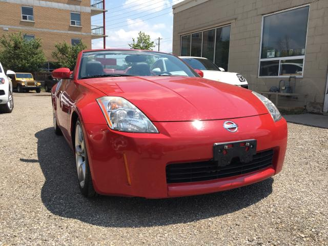 2005 Nissan 350Z Roadster Touring