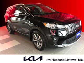 Used 2019 Kia Sorento 3.3L EX Leather Seats | Bluetooth Connectivity | Rear Camera for sale in Listowel, ON