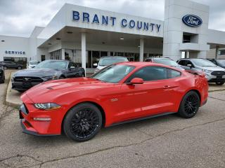 New 2021 Ford Mustang GT for sale in Brantford, ON
