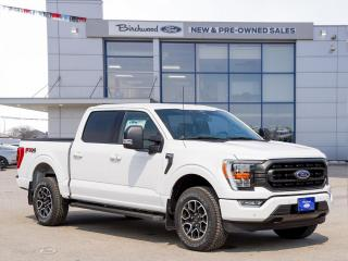 New 2021 Ford F-150 XLT 0.99% APR | 302A | SPORT | CO-PILOT | ONBOARD | for sale in Winnipeg, MB