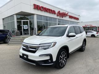 Used 2019 Honda Pilot Touring 7-Passenger AWD | LOADED! for sale in Winnipeg, MB