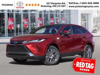 New 2021 Toyota Venza LIMITED for sale in Pickering, ON