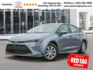 New 2021 Toyota Corolla LE CVT for sale in Pickering, ON