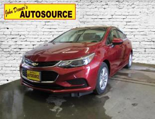 Used 2017 Chevrolet Cruze LT for sale in Peterborough, ON