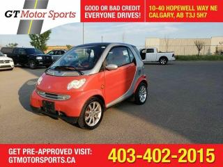 Used 2006 Smart fortwo CDi | Diesel | | $0 DOWN - EVERYONE APPROVED! for sale in Calgary, AB