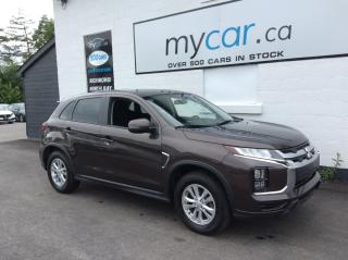 Used 2020 Mitsubishi RVR ALLOYS, HEATED SEATS, BACKUP CAM, BLUETOOTH. WOW!! for sale in Richmond, ON