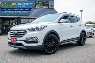 Used 2017 Hyundai Santa Fe Sport Ultimate for sale in Guelph, ON