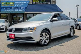 Used 2015 Volkswagen Jetta S for sale in Guelph, ON