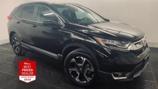 Used 2017 Honda CR-V AWD TOURING *NAVIGATION - PANORAMIC ROOF* for sale in Winnipeg, MB