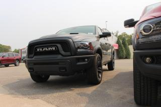 New 2021 RAM 1500 Classic NIGHT EDITION for sale in Kenton, MB