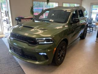New 2021 Dodge Durango R/T for sale in Spragge, ON