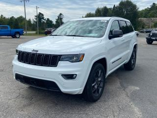 New 2021 Jeep Grand Cherokee 80th Anniversary Edition for sale in Spragge, ON