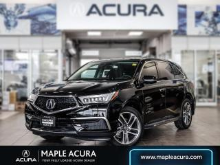 Used 2018 Acura MDX Navigation Package, Acura Certified 7/160km Warran for sale in Maple, ON