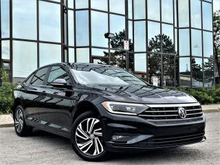 Used 2019 Volkswagen Jetta EXECLINE|DIGITAL CLUSTER|VENTED SEATS|AMBIENT LIGHTS|SUNROOF for sale in Brampton, ON