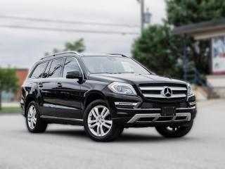 Used 2013 Mercedes-Benz GL-Class GL350 BlueTEC |NAV|PANOROOF|360CAM|LOW KM |LOADED for sale in North York, ON