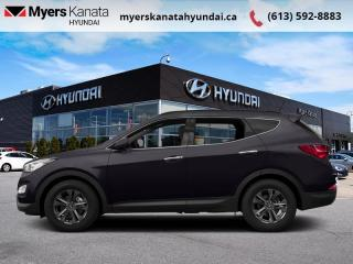 Used 2015 Hyundai Santa Fe Sport 4DR FWD 2.4L  - $110 B/W for sale in Kanata, ON