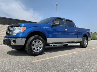 Used 2012 Ford F-150 Certified-SuperCrew 5.0 4X4 XLT for sale in Etobicoke, ON