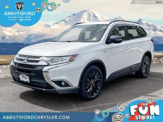 Used 2018 Mitsubishi Outlander SE  - Bluetooth -  Heated Seats - $166 B/W for sale in Abbotsford, BC