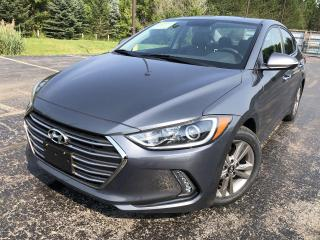Used 2017 Hyundai Elantra Limited 2WD for sale in Cayuga, ON
