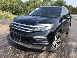 Used 2018 Honda Pilot EX-L AWD for sale in Cayuga, ON