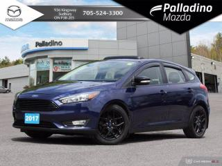 Used 2017 Ford Focus SEL - UPGRADED SOUND SYSTEM - NO ACCIDENTS - ONE OWNER for sale in Sudbury, ON