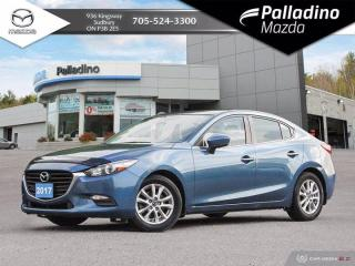 Used 2017 Mazda MAZDA3 GS - ONE OWNER - NO ACCIDENTS - HEATED WHEEL for sale in Sudbury, ON