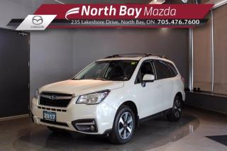 Used 2017 Subaru Forester 2.5L MT Touring - Sunroof - AWD - Heated Seats for sale in North Bay, ON
