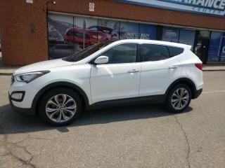 Used 2013 Hyundai Santa Fe SE for sale in Mississauga, ON
