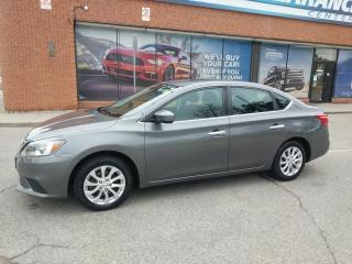 Used 2017 Nissan Sentra SV for sale in Mississauga, ON