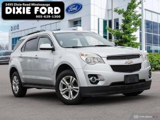 Used 2012 Chevrolet Equinox for sale in Mississauga, ON