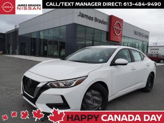 New 2021 Nissan Sentra S Plus for sale in Kingston, ON