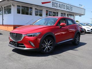 Used 2018 Mazda CX-3 GT for sale in Vancouver, BC